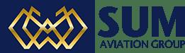 SUM Aviation Group Logo